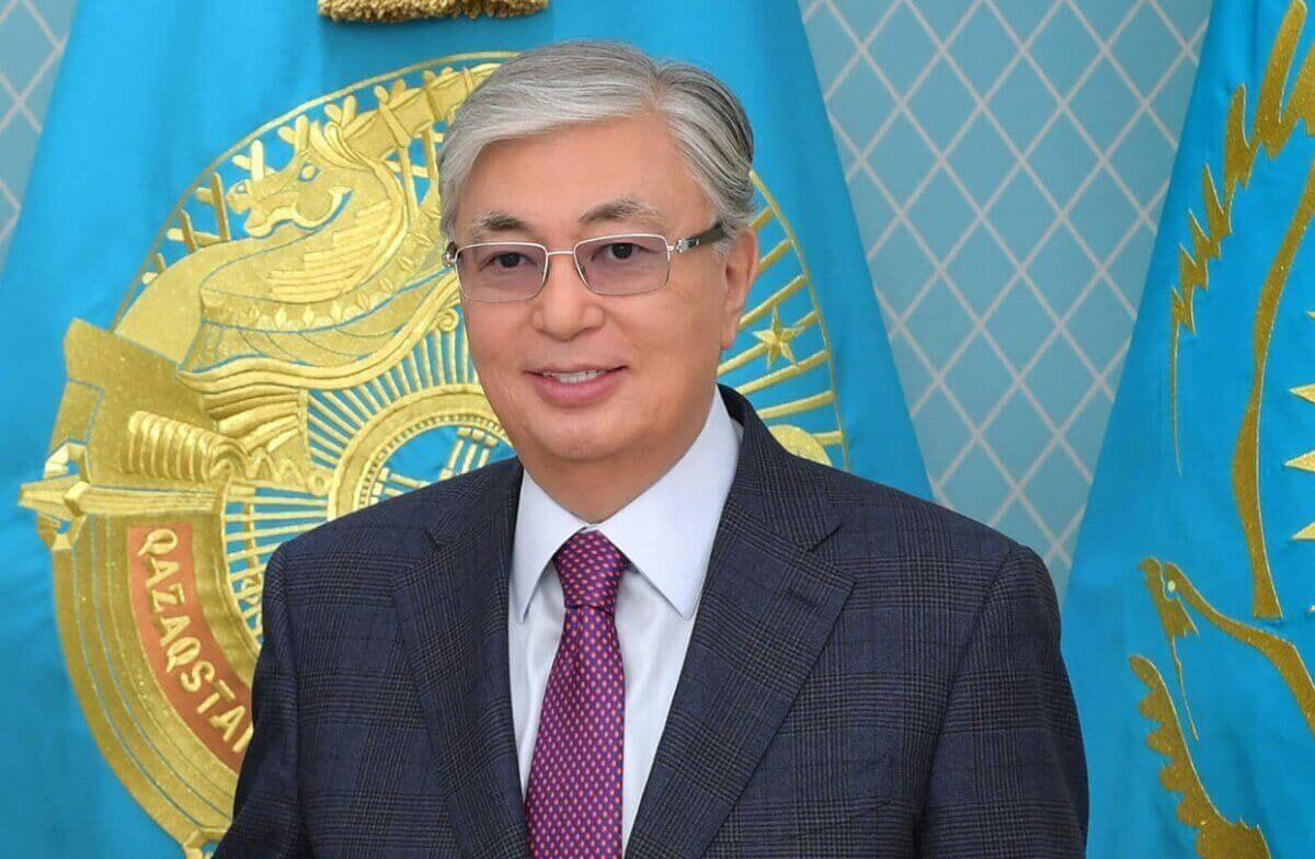 Касым-Жомарт Токаев Казахстан