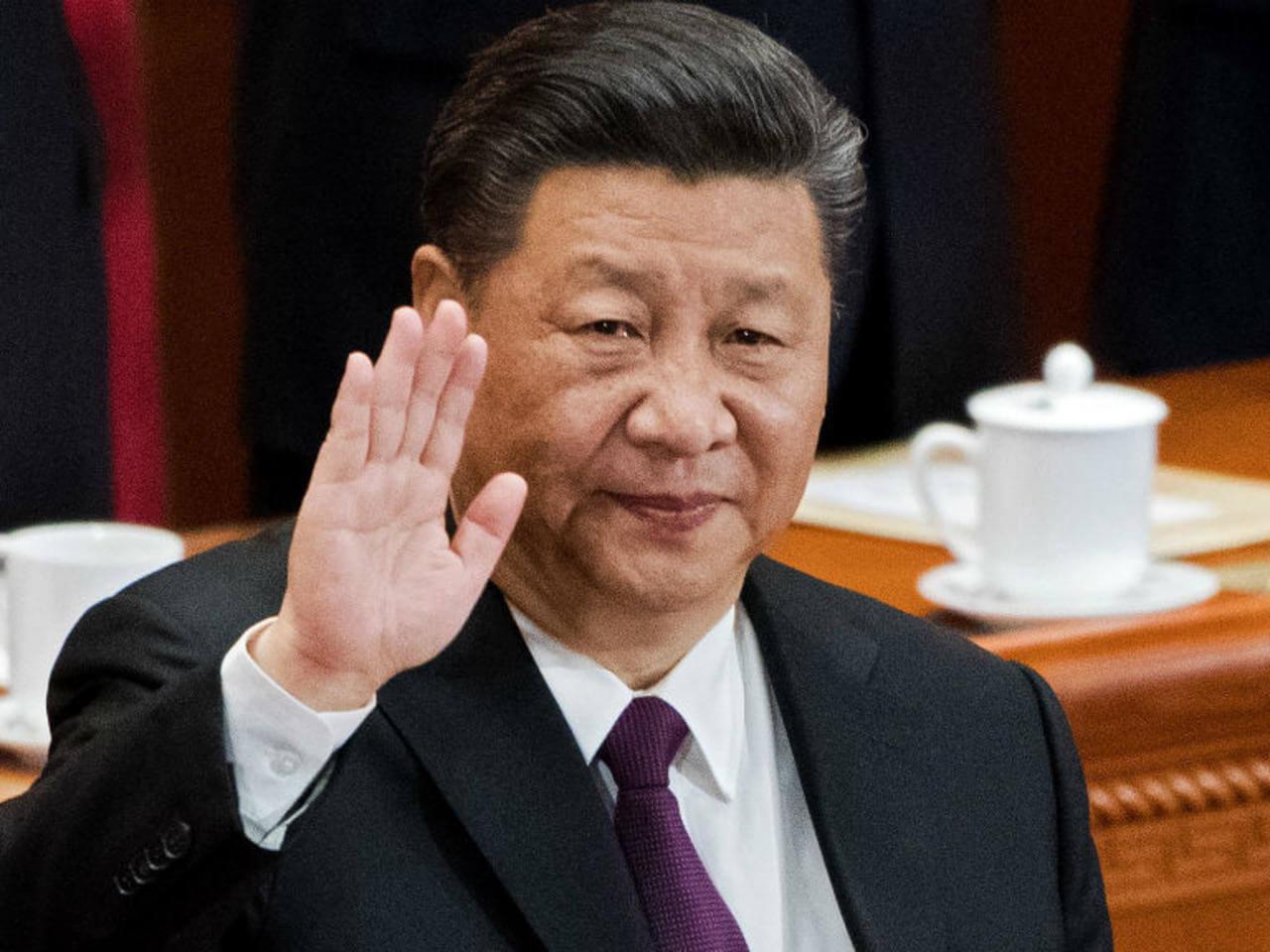 Си Цзиньпинь Китай президент