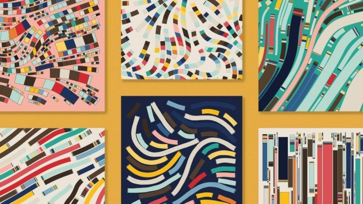 Art Blocks NFT токены