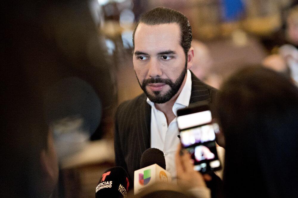 Сальвадор страна Биткоин президент