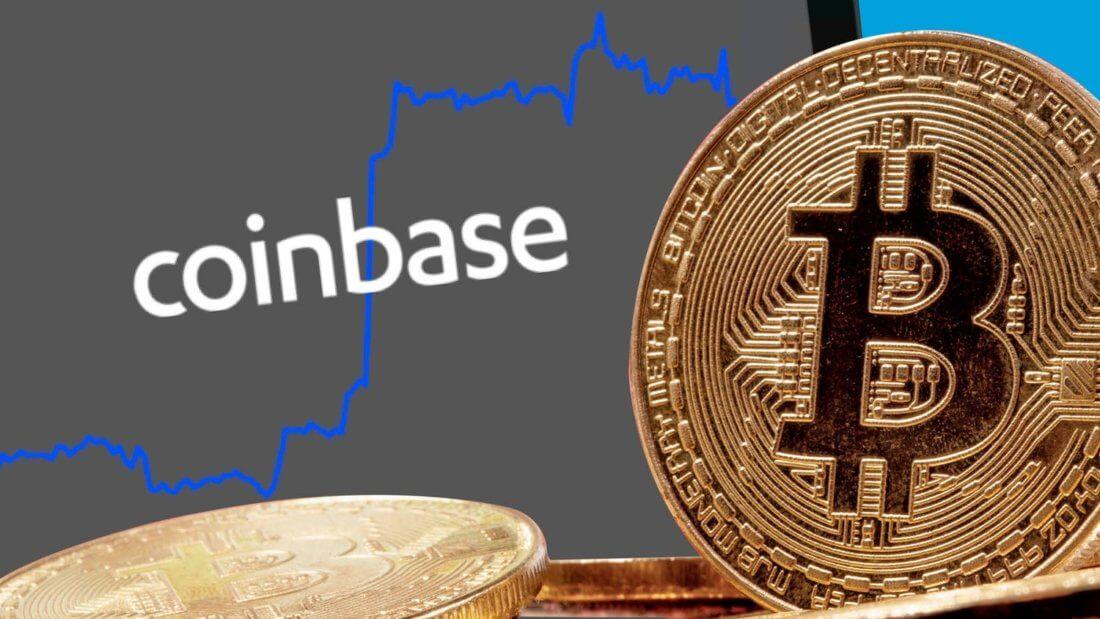 Coinbase биржа Биткоин