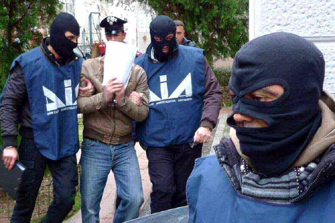 DIA преступники полиция Италия