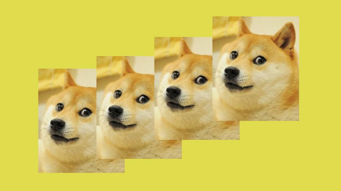 Dogecoin криптовалюта мем