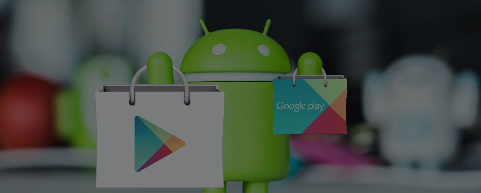 Google Play приложения смартфон