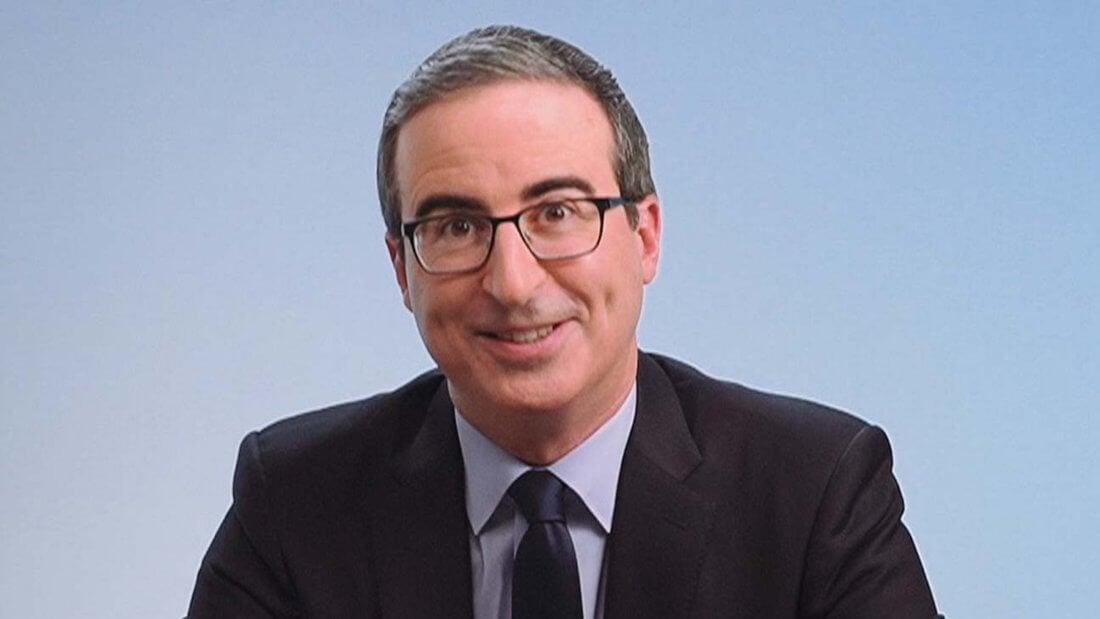 Джон Оливер телеведущий США