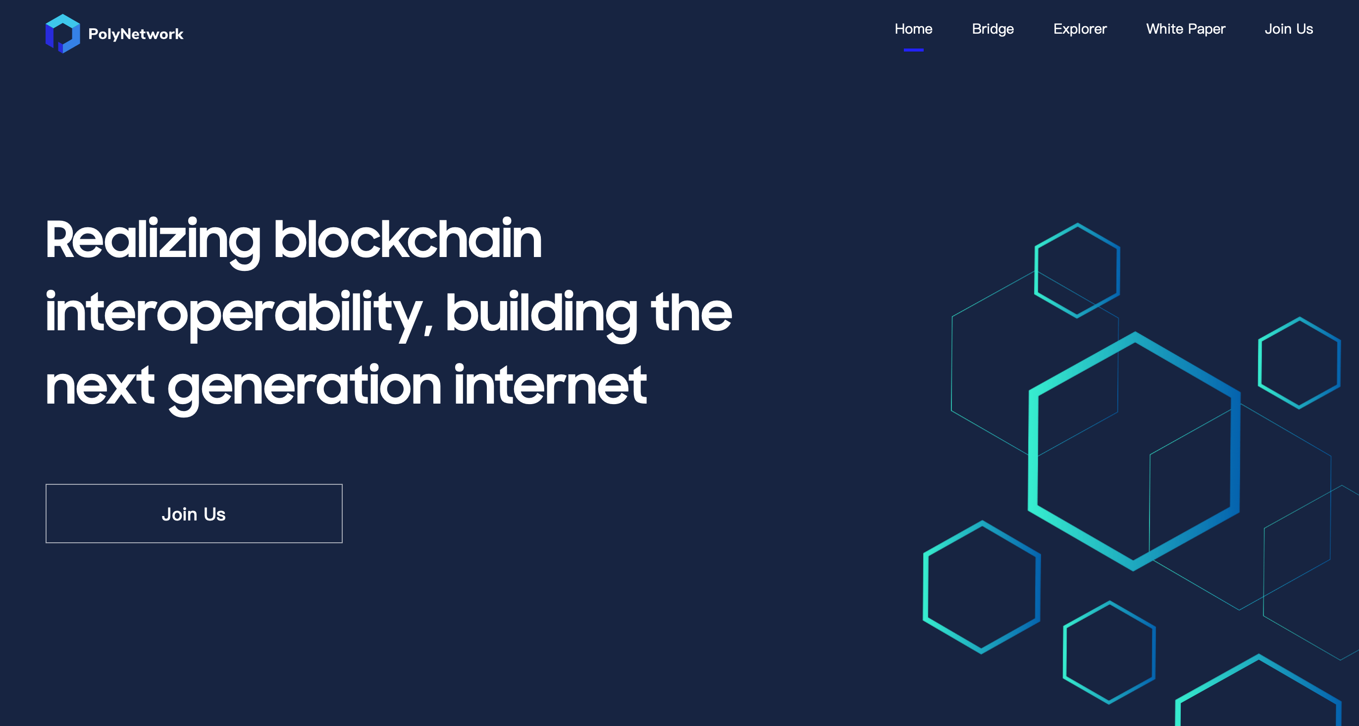 poly network сайт