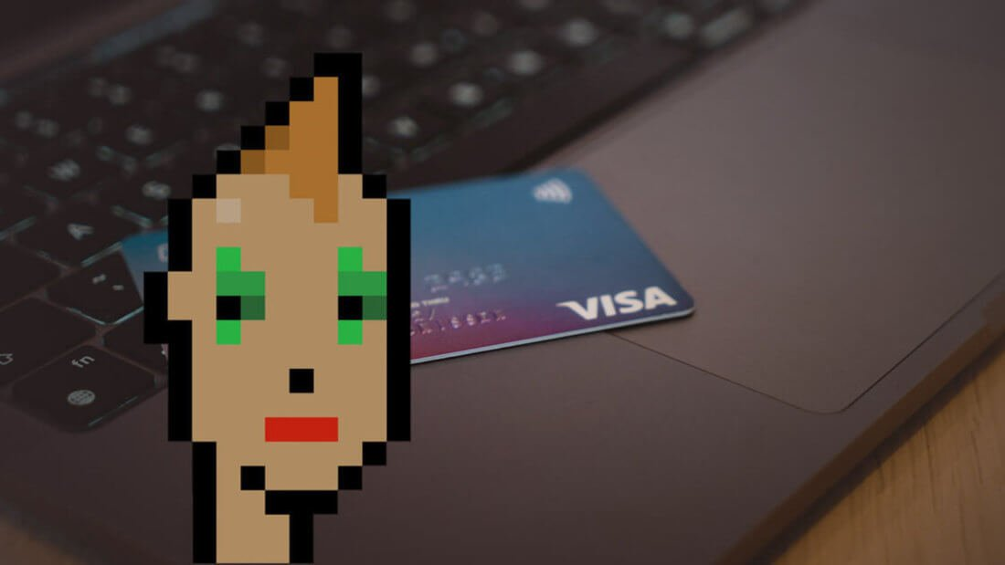 Visa CryptoPunks NFT