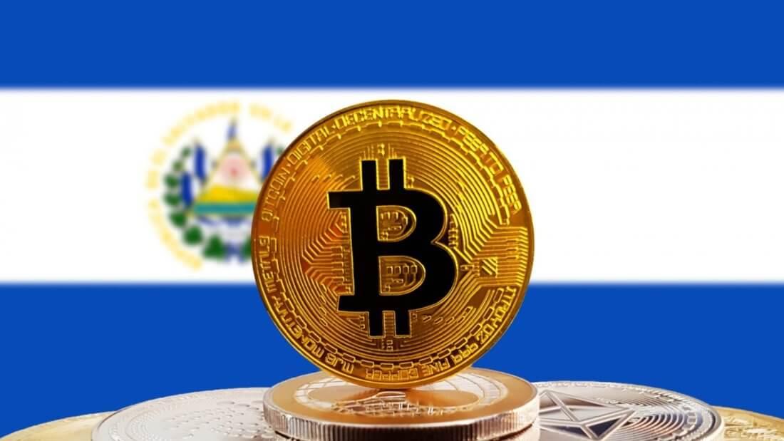 Биткоин Сальвадор криптовалюта монета