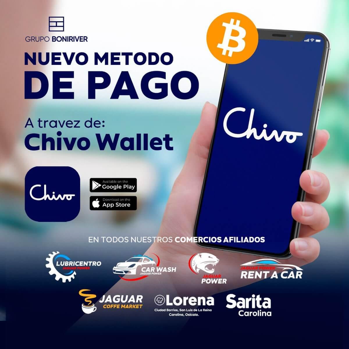 Chivo Биткоин принятие криптовалюты