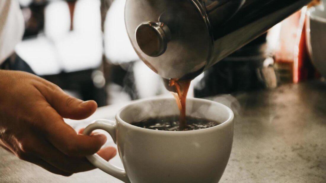 кофе фильтр брю