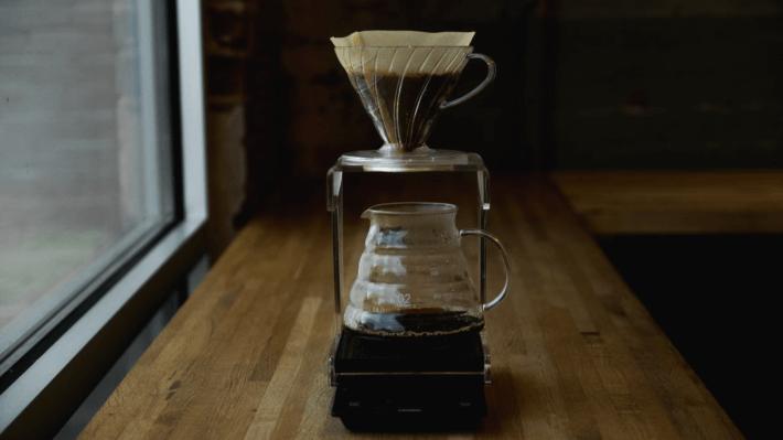 кофе фильтр воронка