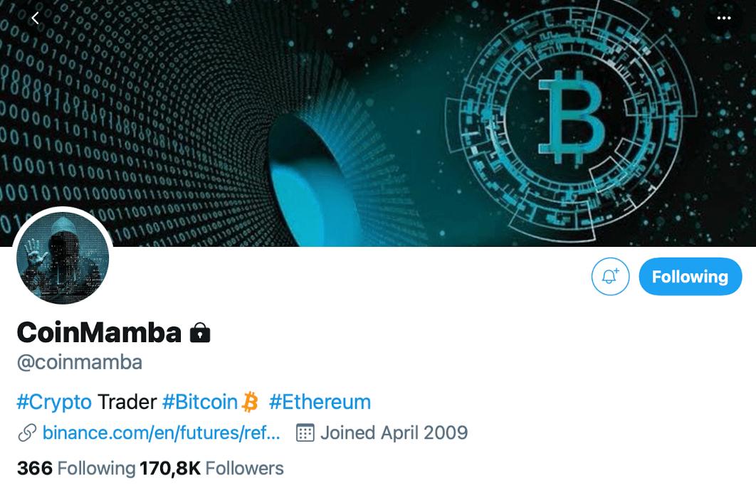 криптовалюты твиттер блокчейн