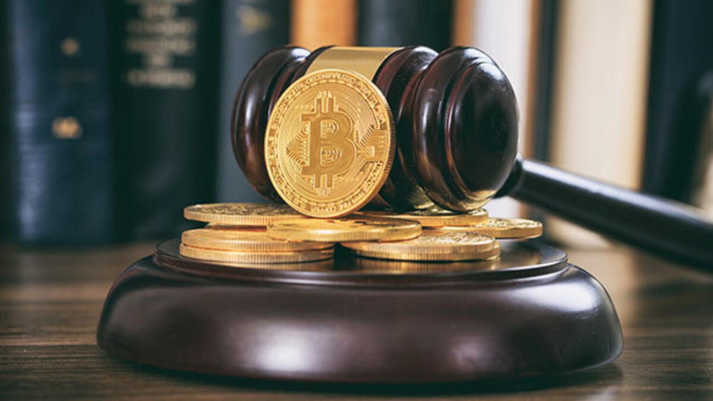 суд Биткоин блокчейн