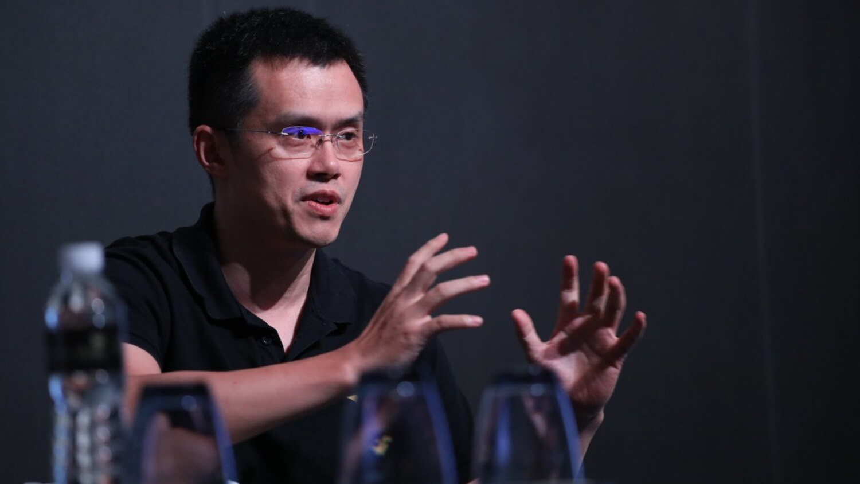 Binance Чанпен Чжао