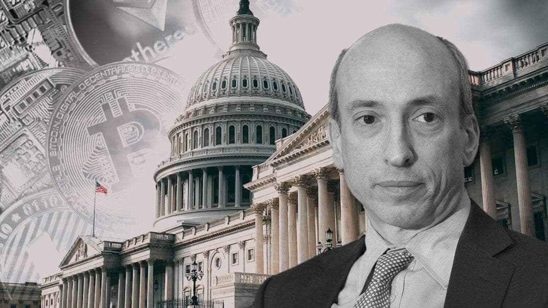 SEC Биткоин правительство США криптовалюта