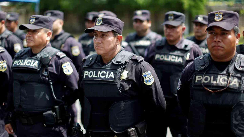 полиция Сальвадор спецслужбы