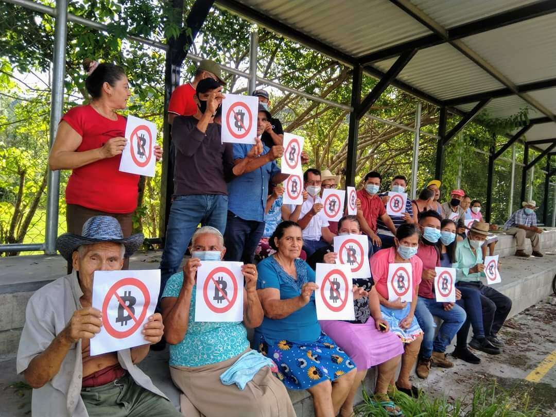 Сальвадор Биткоин блокчейн
