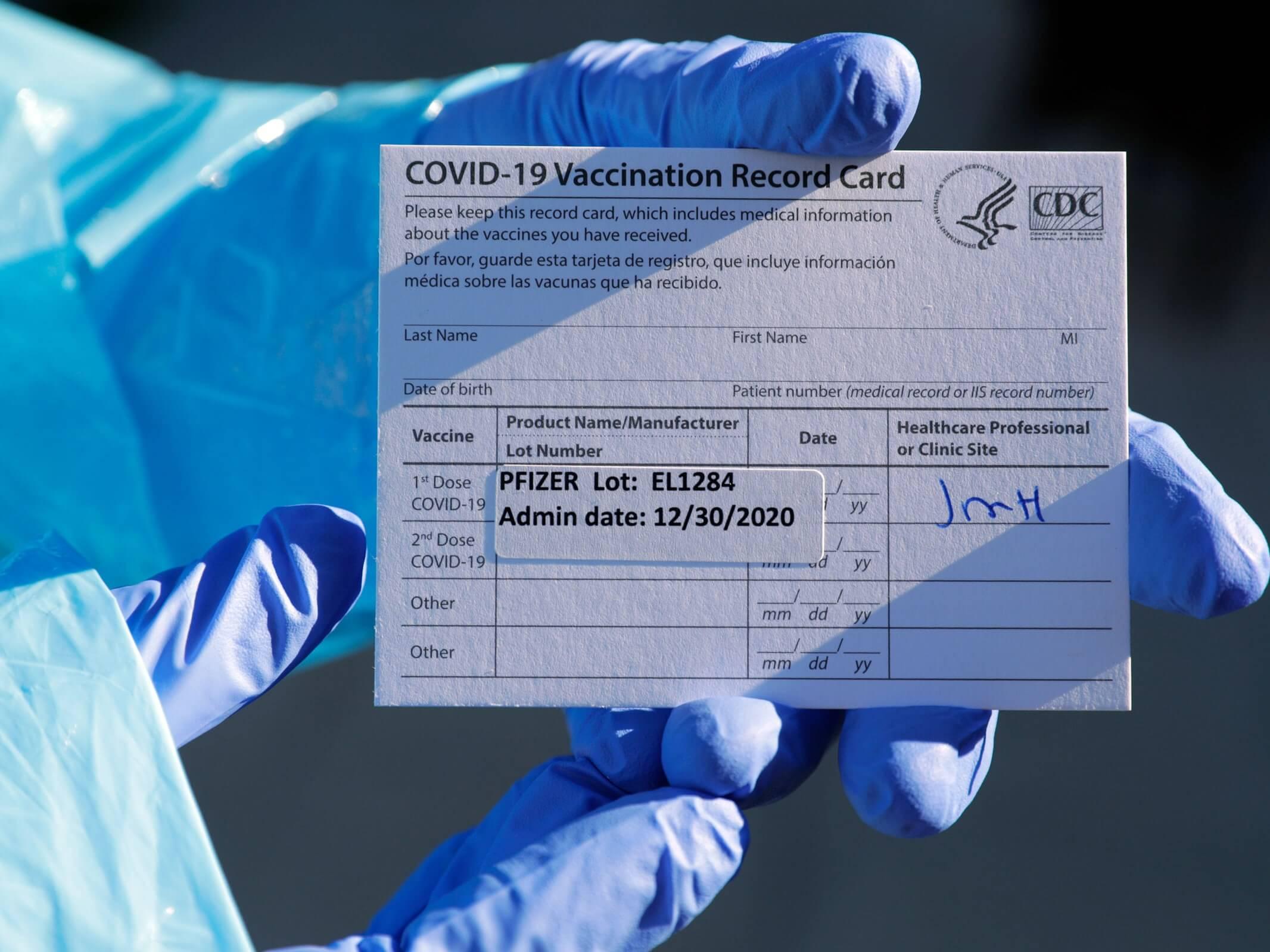 COVID-19 вакцинация вирус