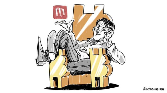 Майкл Сэйлор MicroStrategy Биткоин