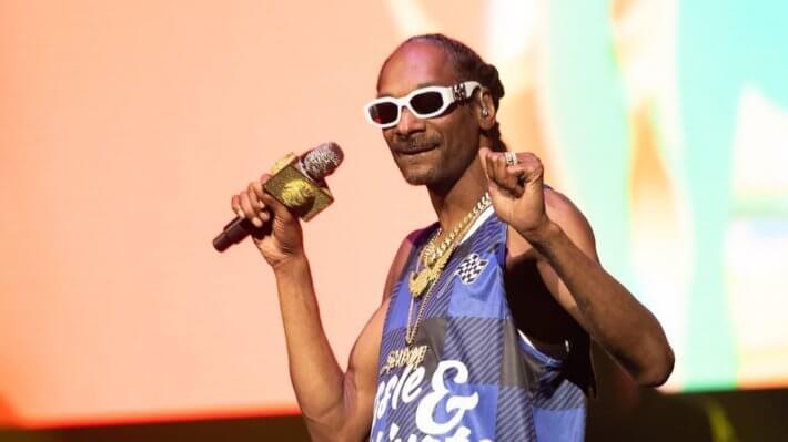 Snoop Dogg NFT токены блокчейн