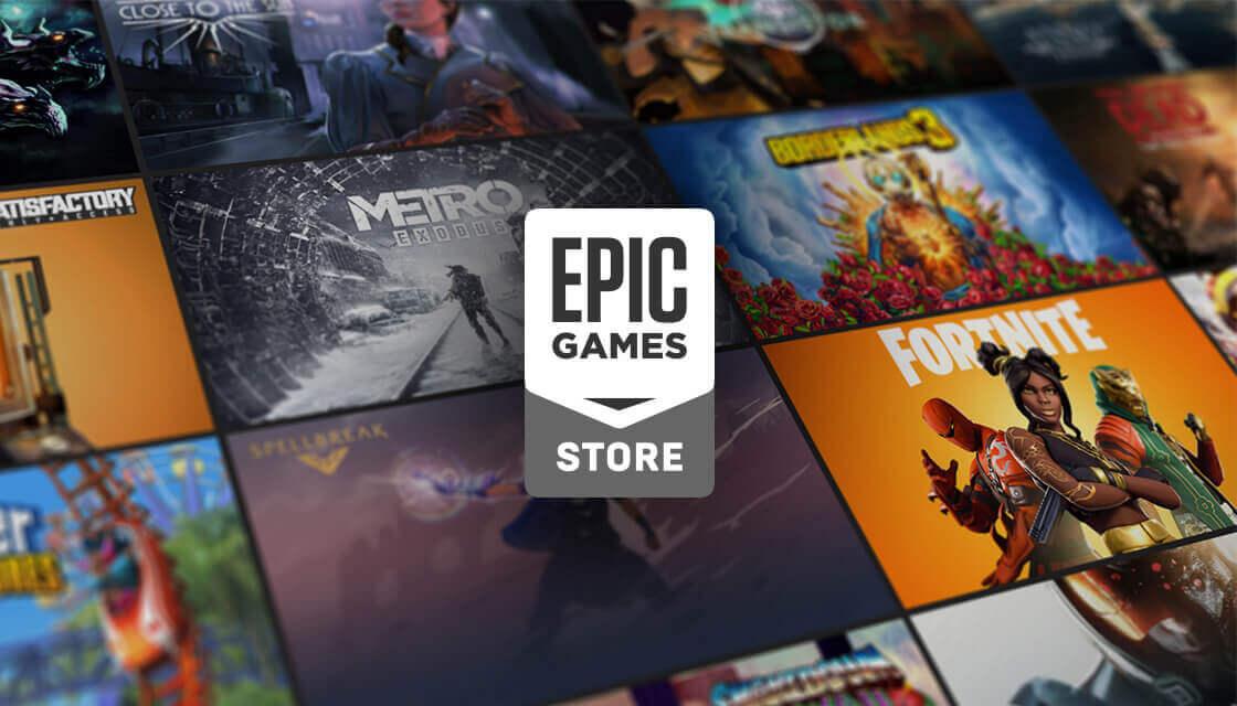 Epic Games Store магазин
