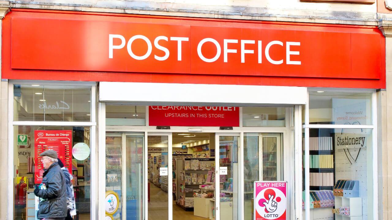 Великобритания почта письма