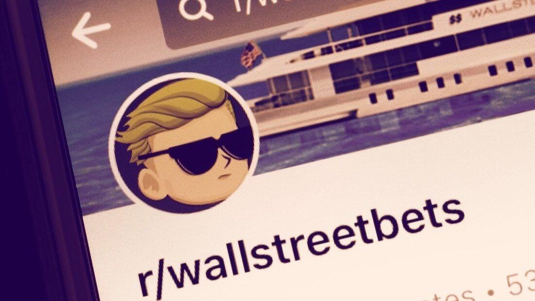 WallStreetBets трейдинг акции Реддит