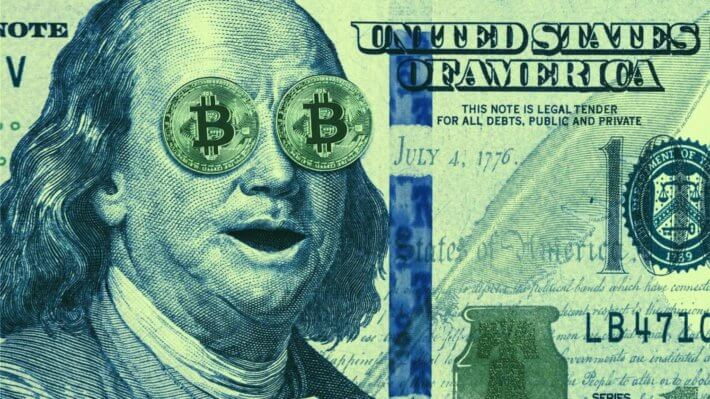 Биткоин доллар криптовалюта