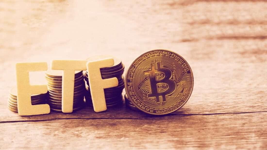 ETF Биткоин криптовалюта