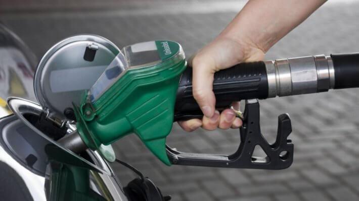 Топливо бензин Сальвадор заправка