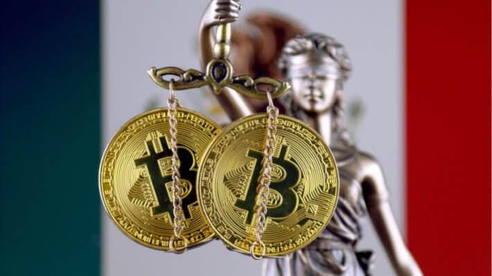 Биткоин Мексика монета