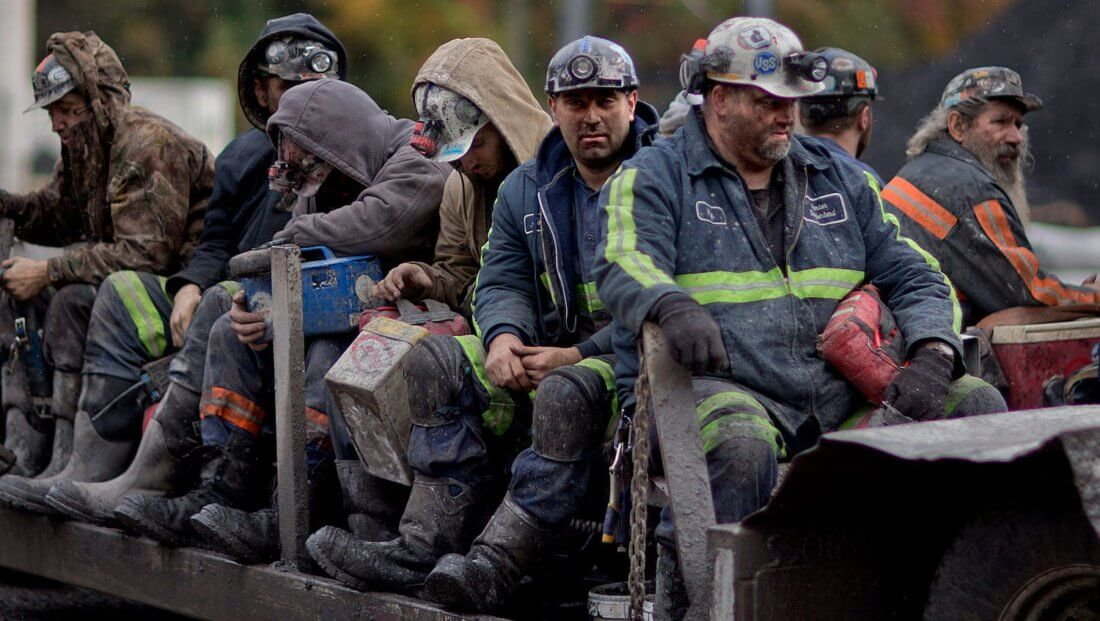 шахтёры майнеры