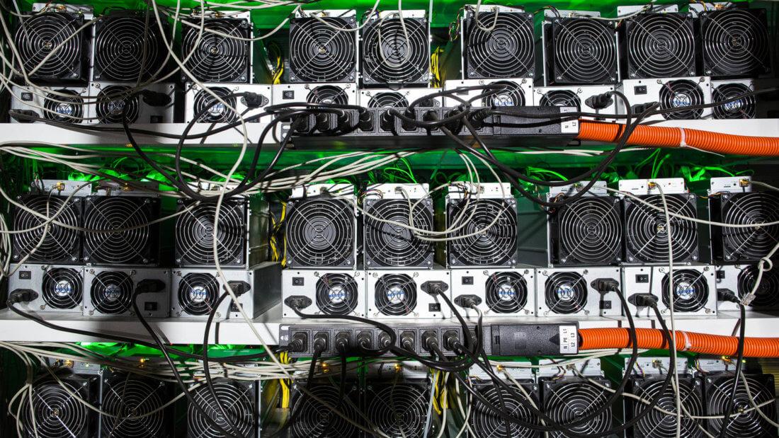 майнинг Биткоин криптовалюта железо